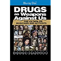 Drugs as Weapons Against Us: The CIA War on Musicians and Activists [Blu-ray]