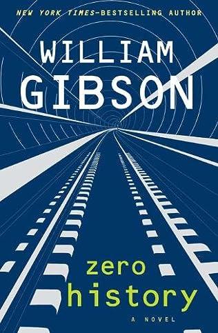 book cover of Zero History