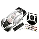 Traxxas 4812 ProGraphix Nitro 4-Tec 3.3 Body with Decal Sheets