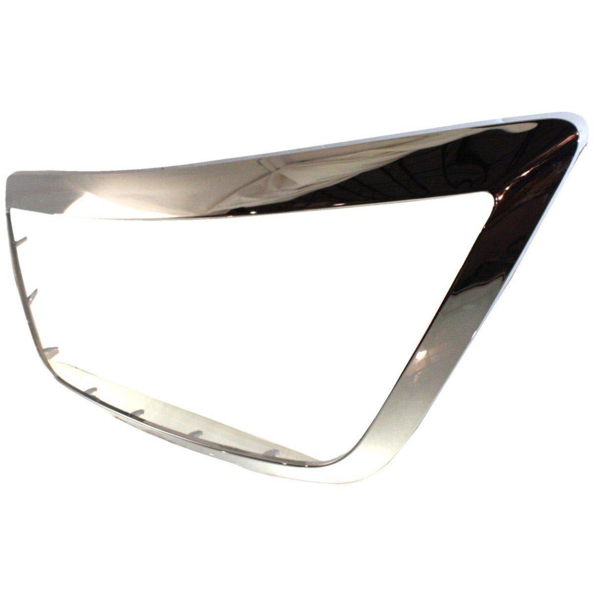 New Grille Trim Grill Chrome for Honda Odyssey 2005-2007 HO1202103 71122SHJA01