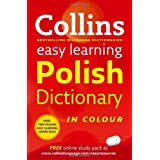 Easy Learning Polish Dictionary (Collins Easy Learning Polish)by Collins Easy Learning