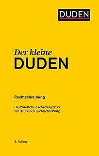 Der Artikel der kleine duden deutsches wörterbuch das handliche