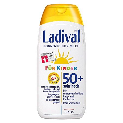 Ladival Sonnemilch für Kinder, LSF 50, 200 ml