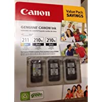 Canon Value Pack 211/210xl/210xl