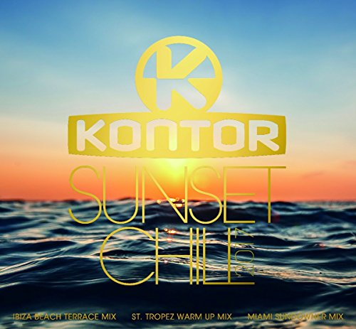 VA-Kontor Sunset Chill 2017-3CD-FLAC-2017-VOLDiES Download