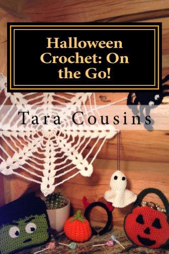 Halloween Crochet: On the Go! (On the Go Crochet Book 1) -