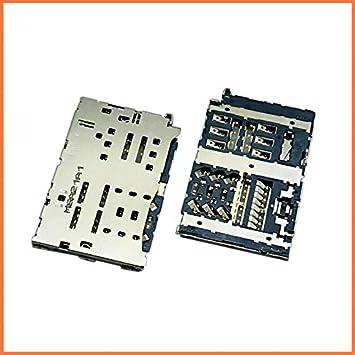 Amazon.com: Gimax 5X Micro Nano Dual SIM LG G6 G600 H870 SD ...