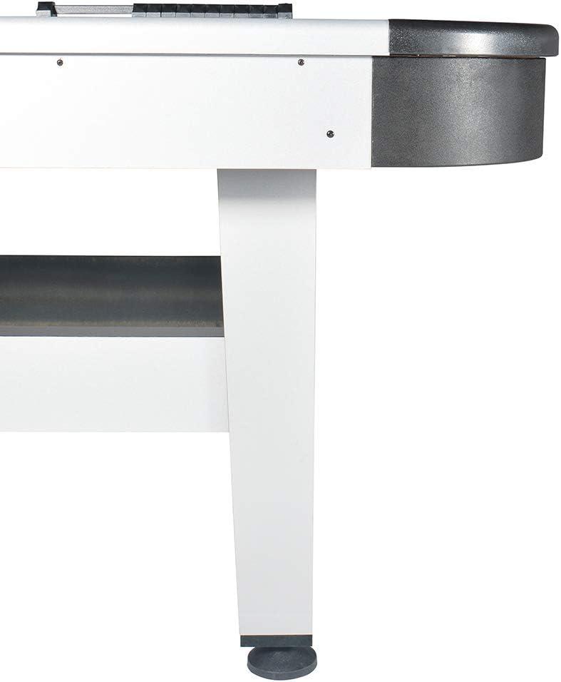 JT2D Mesa de Hockey Aire Deluxe con Sistema Airflow - 183x93cm: Amazon.es: Deportes y aire libre