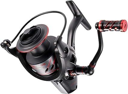 Aluminum Alloy Spinning Fishing Reel Casting Smooth Fishing Reel 1 BB 5.0:1