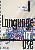 Language in Use Upper-intermediate Teacher's book