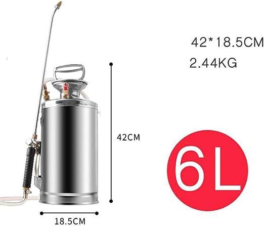 XGHW Pulverizador de jardín Pulverizador de presión de Acero ...