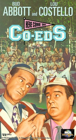 Abbott & Costello: Here Come the Coeds [VHS]
