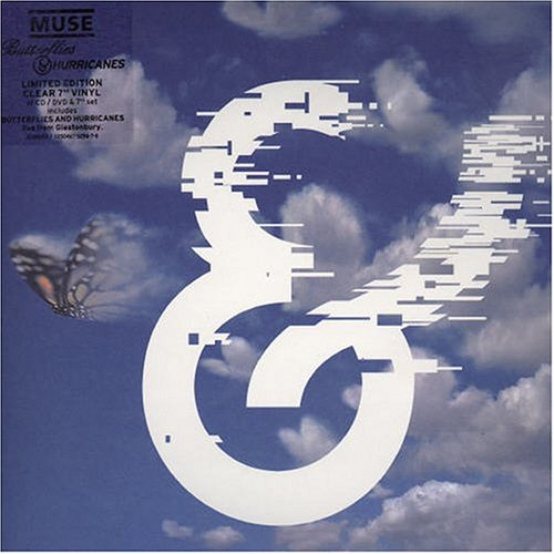 Single Muse (Butterflies And Hurricanes - Clear vinyl)