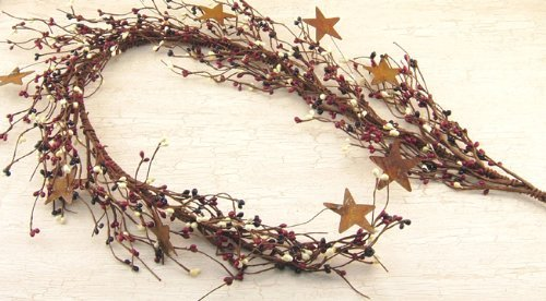 Pip Berry and Rusty Star Garland, Country - 45