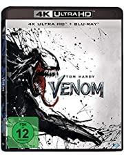 Venom  (4K Ultra HD) (+ Blu-ray 2D)