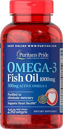 puritan pride omega 3 - 4