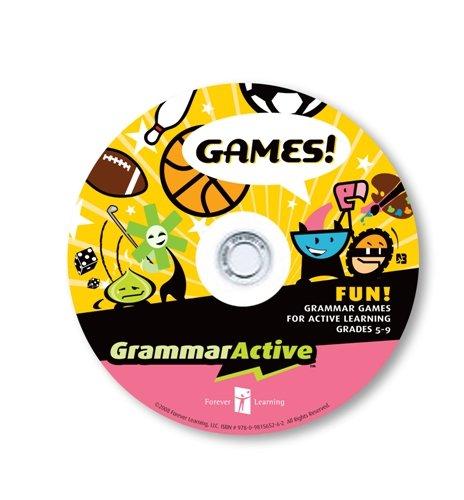 Grammaractive Games for Active Learning Teacher Resource ()