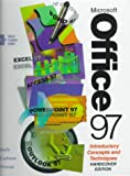 Microsoft Office 97 : Introduction Cocepts and Techniques, Shelly, Gary B. and Cashman, Thomas J., 0789544245