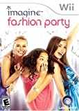 Imagine Fashion Party - Nintendo Wii