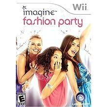 Imagine Fashion Party - Nintendo Wii