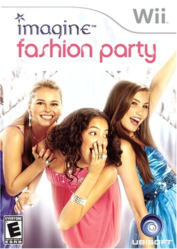 Imagine Fashion Party - Nintendo Wii by Ubisoft