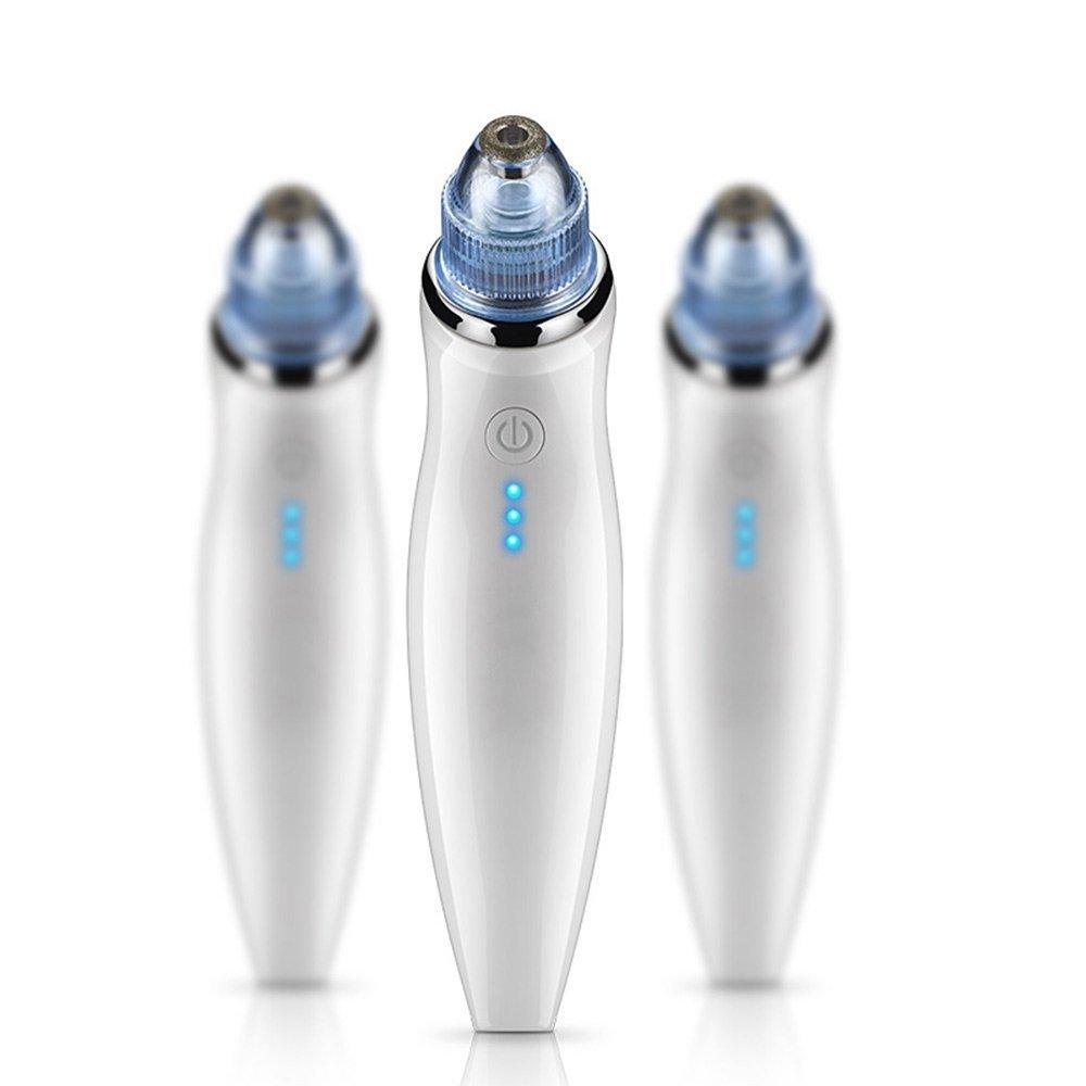 Pore Vacuum Blackhead Remover Extraction Tool Facial Pore Cleaner