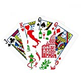 Italy Flag Roman Theater Poker Playing Cards Tabletop Game Gift