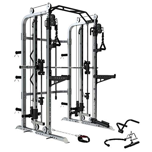 FORCE USA Monster G3 Power Rack, Functional Trainer & Smith Machine Combo Base Force USA