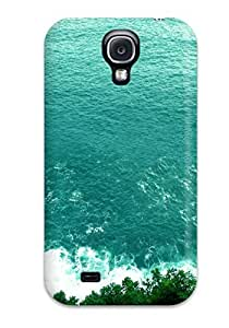 Snap-on Sea And The Hills Case Cover Skin Compatible With Galaxy S4