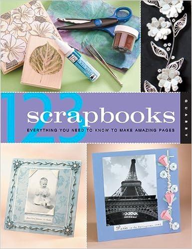 Book 1 2 3 Scrapbooks