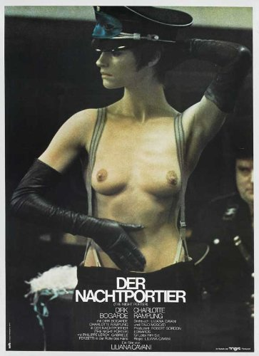 Pop Culture Graphics The Night Porter Poster Movie German 27x40