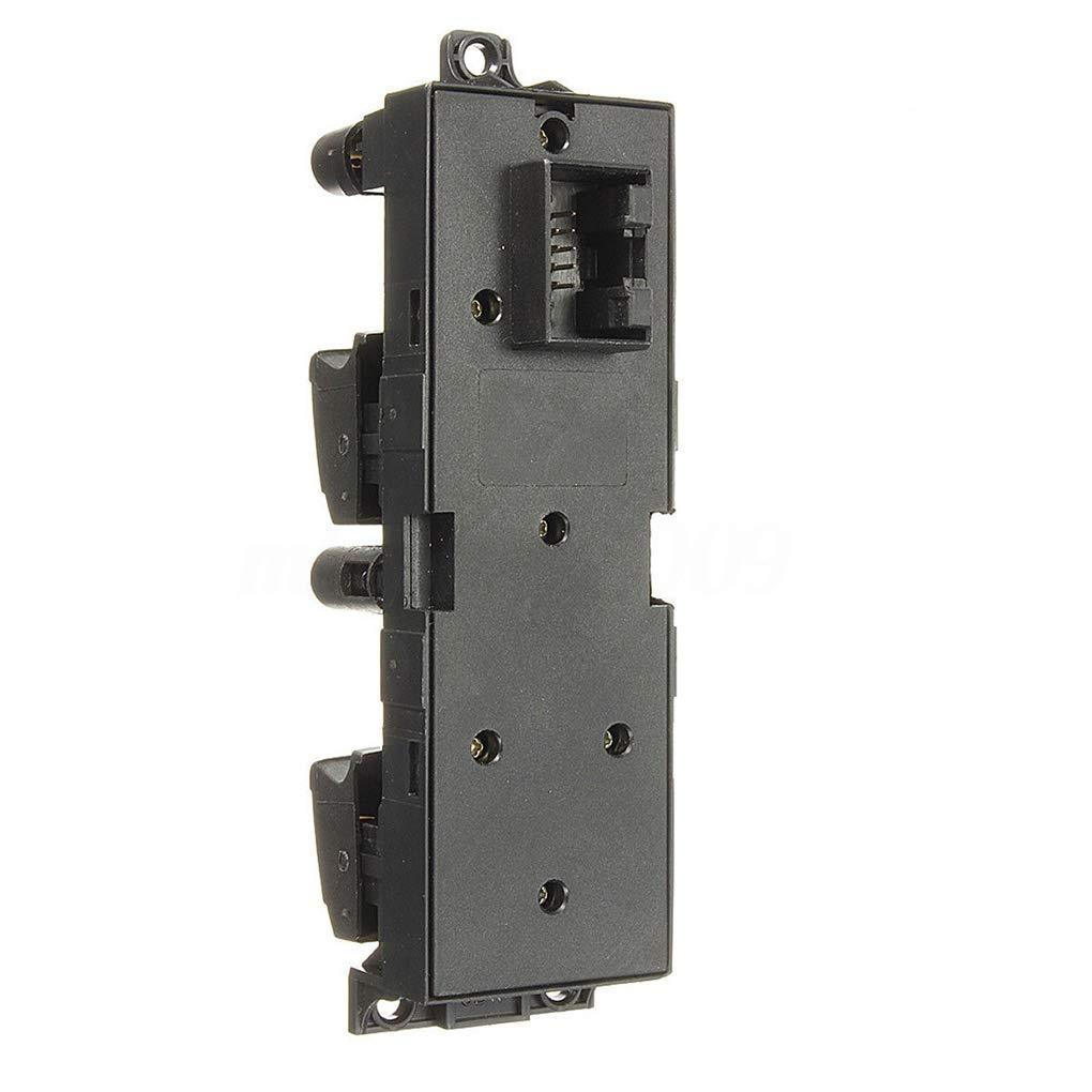 heacker Maestro de la Ventana Panel de Control del Interruptor del Controlador de reemplazo Lateral para Passat B5 Jetta MK4 Pora 1J4959857