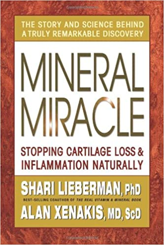 Mineral Miracle: Stopping Cartilage Loss and Inflammation Naturally