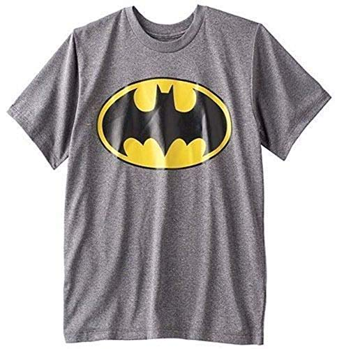 Batman Logo Youth's Licensed T-Shirt (Large)