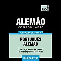 Vocabulário Português Brasileiro-Alemão - 3000 palavras