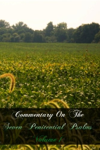 Download Commentary On The Seven Penitential Psalms pdf