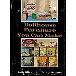 Doll-house Furniture You Can Make