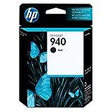 hp officejet pro 8000 ink - HP 940 Black Original Ink Cartridge (C4902AN) for HP Officejet Pro 8000 8500