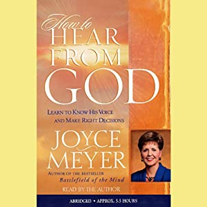 How to Hear From God Audiobook