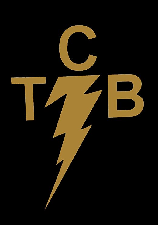 Amazon.com: TCB Taking Care of Business Elvis Presley Vinyl Decal Sticker  75156 Gold 7.5