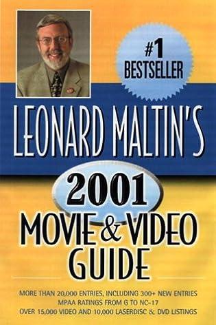 leonard maltin s movie and video guide 2001 leonard maltin s movie rh amazon co uk Roger Ebert Leonard Maltin Minute