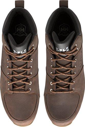 Taille Hansen Haute De Noir brunette Pour Hommes Brun 708 Tsuga Chaussures Helly Jais Randonne Nat q08xffZt