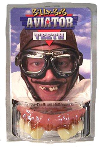 Billy Bob Fake Aviator Plain Regular (Aviator Teeth)