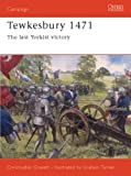Front cover for the book Tewkesbury 1471: The Last Yorkist Victory by Christopher Gravett