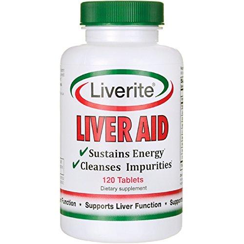 LIVERITE LIVERITE LIVER AID, 120 TAB (Aid Liver Liverite)