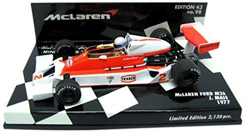 1/43 マクラーレン フォードM26 1977 J.Mass No.2 530774302の商品画像