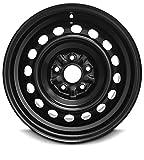 60mm rim - New 16 Inch Toyota Camry 5 Lug Black Replacement Steel Wheel Rim 16x7 Inch 5 Lug 60mm Center Bore 40mm Offset - 4261106B10