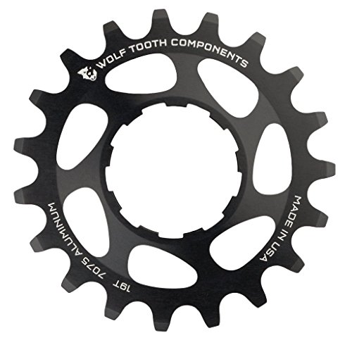Wolf Tooth Components Single Speed Aluminum Cog: 20T