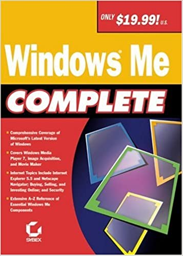 Windows ME Complete