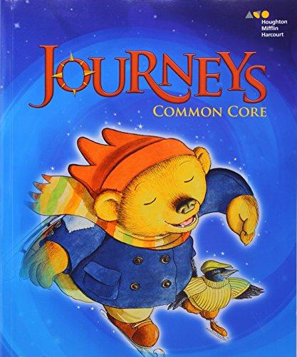Journeys: Common Core Student Edition Volume 2 Grade K 2014